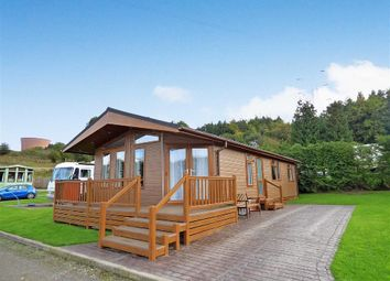 Thumbnail 3 bed mobile/park home for sale in Pool View Caravan Park, Buildwas, Telford, Shropshire