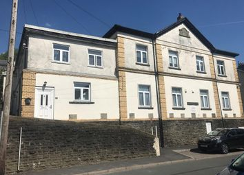 Thumbnail 1 bed flat to rent in Meadow Hall Court, Senghenydd, Caerphilly