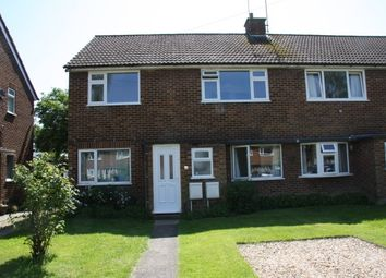 Thumbnail 2 bed maisonette to rent in Howard Close, Cambridge