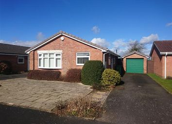 Thumbnail 2 bed bungalow for sale in Meadow Close, Wem