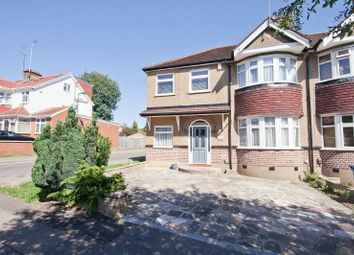 Thumbnail 4 bed semi-detached house for sale in Rayners Lane, Pinner, Middlesex