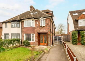 Thumbnail 4 bedroom property for sale in Cottenham Park Road, West Wimbledon