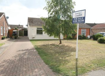 Thumbnail 2 bed semi-detached bungalow for sale in Red Barn Road, Brightlingsea, Colchester