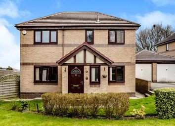 Thumbnail 5 bedroom detached house for sale in Mendip Avenue, Lindley, Huddersfield, West Yorkshire