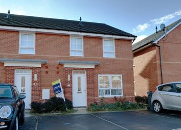 Thumbnail 2 bedroom terraced house for sale in Colman Crescent, Hull