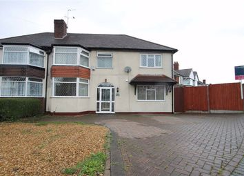 Thumbnail 5 bed semi-detached house for sale in Farm Road, Oldbury