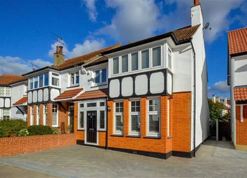 Thumbnail 3 bed end terrace house for sale in Vernon Road, Leigh-On-Sea, Essex