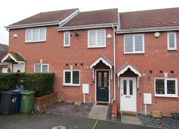 Thumbnail 2 bed town house to rent in Oadby Drive, Hasland, Chesterfield