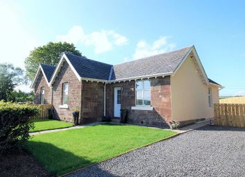 Thumbnail 2 bed semi-detached bungalow for sale in 2 West Cottages, Knockdon, By Maybole