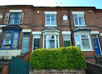 Thumbnail 2 bed terraced house for sale in Knighton Fields Road East, Knighton Fields, Leicester
