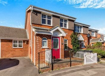 Thumbnail 3 bedroom semi-detached house for sale in Sapphire Close, Gosport
