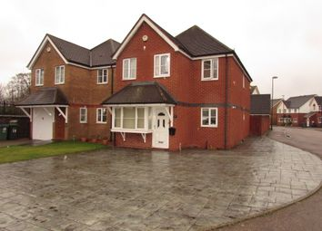 Thumbnail 4 bed detached house to rent in Heritage Way, Tipton