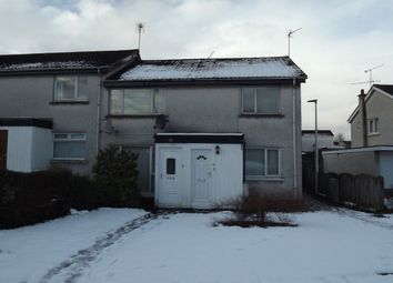 Thumbnail 2 bed flat to rent in Dochart Crescent, Polmont, Falkirk
