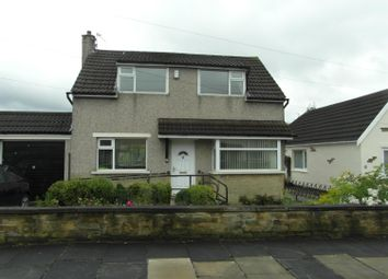 Thumbnail 3 bed detached house to rent in Tyersal Court, Tyersal, Bradford