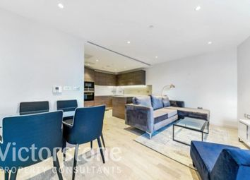 Thumbnail 3 bed flat to rent in Camley Street, Kings Cross