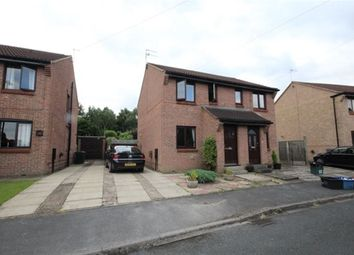 Thumbnail 2 bed semi-detached house to rent in Bainbridge Drive, Selby