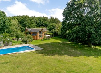 Thumbnail 5 bed detached house for sale in Mount Bures, Bures