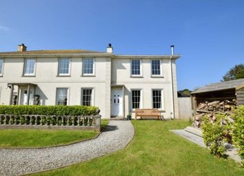 Thumbnail 2 bed end terrace house to rent in Vicarage Road, St. Agnes