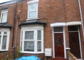 Thumbnail 2 bed terraced house to rent in Gordon Avenue, Rensburg Street, Hull