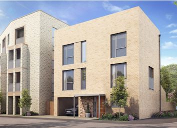 "Thumbnail 4 bedroom detached house for sale in ""Fulmar"" at Hauxton Road, Trumpington, Cambridge"