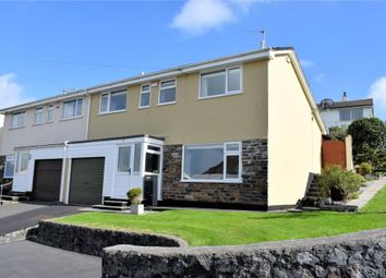 Thumbnail 3 bed semi-detached house for sale in Tregonning View, Porthleven, Nr Helston
