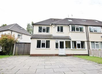 4 bed semi-detached house for sale in Palmerston Road, Mossley Hill, Liverpool L18