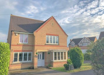 Thumbnail 4 bed detached house for sale in Gardenia Drive, Bottesford, Scunthorpe
