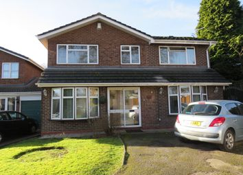 Thumbnail 5 bed detached house for sale in Beechglade, Handsworth, Birmingham