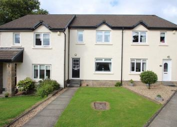 Thumbnail 3 bed terraced house for sale in Brodie Park Crescent, Paisley, Renfrewshire