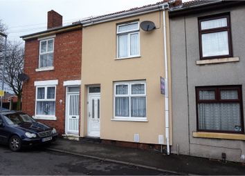 Thumbnail 2 bed terraced house for sale in Short Street, Wednesbury