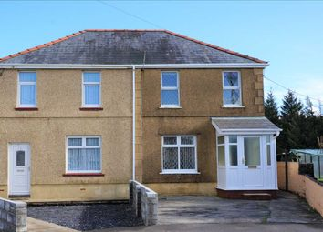 3 bed semi-detached house for sale in Banc-Y-Gors, Upper Tumble, Llanelli SA14