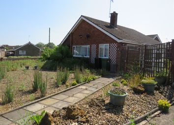 Thumbnail 3 bed detached bungalow for sale in Westfields, Narborough, King's Lynn