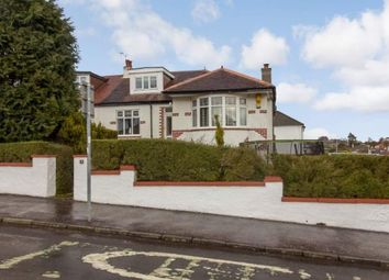 Thumbnail 4 bed bungalow for sale in Cheviot Drive, Newton Mearns, Glasgow, East Renfrewshire