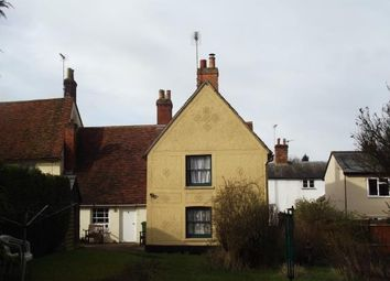 Thumbnail 2 bed end terrace house for sale in Bridge Street, Great Bardfield, Braintree