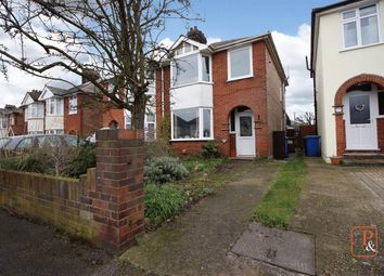 3 bed semi-detached house for sale in Avondale Road, Ipswich IP3