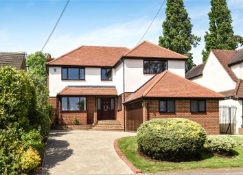 Thumbnail 5 bed detached house for sale in Hill Road, Theydon Bois, Epping, Essex
