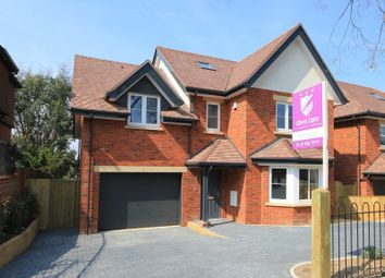 Thumbnail 5 bedroom detached house for sale in Northcourt Avenue, Reading