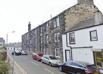 Thumbnail 2 bed flat for sale in 3, Morris Street, Flat 2-1, Largs KA309Hr