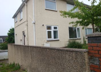 Thumbnail 1 bed flat to rent in Queens Road, Sketty, Swansea.