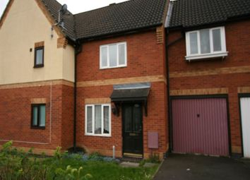 Thumbnail 2 bed property to rent in Laurel Road, Loughborough