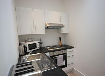 Thumbnail 1 bed flat to rent in Studio Apartment, Eastern Road, Brighton