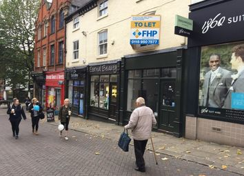 Thumbnail Retail premises to let in 11 Packers Row, Packers Row, Chesterfield