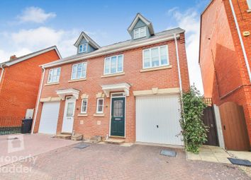 3 bed semi-detached house for sale in Beaufort Close, Old Catton, Norwich NR6