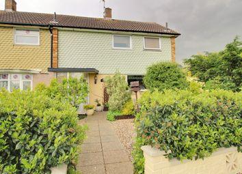 Thumbnail 2 bedroom end terrace house for sale in Timberlog Lane, Basildon