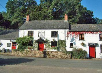 Thumbnail Pub/bar for sale in Bettws Newydd, Usk