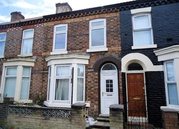 Thumbnail 3 bed terraced house to rent in Gladstone Road, Walton, Liverpool