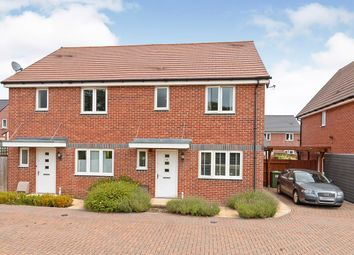 3 bed semi-detached house for sale in Magdalen Gardens, Basingstoke, Hampshire RG24