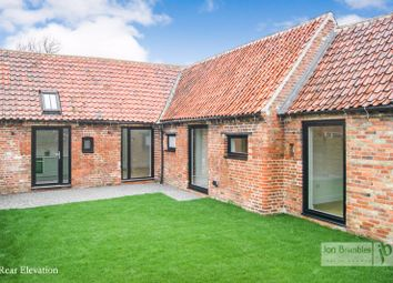 Thumbnail 2 bed barn conversion for sale in Barnby Lane, Claypole, Newark
