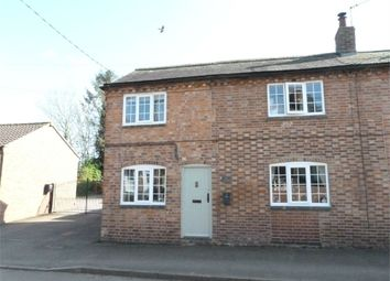 Thumbnail 2 bed cottage for sale in Bell Street, Claybrooke Magna, Lutterworth