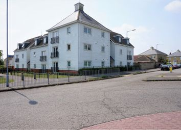 Thumbnail 2 bed flat for sale in Ensign Way, Diss